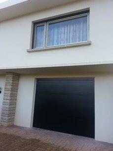 Porte de garage fichet mod le queyras portes de garages for Fichet porte de garage